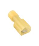 PINI TERMINALI IZOLATI MDFN 5.5-250/GALBEN (100 bucati/set)