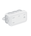 JUNCTION BOX A8 75x75x36 IP55 GREY