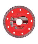 DIAMOND CUTTING DISC TURBO 125Х22.2mm