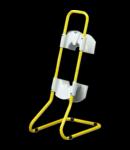 TUBOLAR METAL STAND GALBEN VOPSIT - Organizator de santier Q-DIN14 / 20