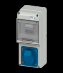 Organizator de santier Q-DIN 5 ASD - 1 IEC309 - IP44