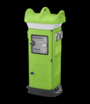 QMC63B  - 4  OUTLET 16A PRIZA - IP55 - VERDE
