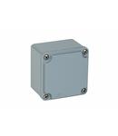 Doză Etanșă Aluminiu – IP67 - TIP 80X80