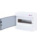 ECT Tablouri de distribuție incastrate din plastic IP40 ECT12PT