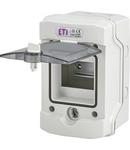 ECH Tablouri de distribuție montate pe perete IP65 ECH-4G