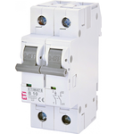 ETIMAT 6 Intrerupatoare automate miniatura 6kA ETIMAT 6 1p+N B10