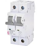 ETIMAT 6 Intrerupatoare automate miniatura 6kA ETIMAT 6 2p B25