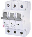 ETIMAT 6 Intrerupatoare automate miniatura 6kA ETIMAT 6 3p B13