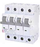 ETIMAT 6 Intrerupatoare automate miniatura 6kA ETIMAT 6 3p+N B13
