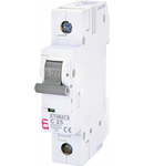 ETIMAT 6 Intrerupatoare automate miniatura 6kA ETIMAT 6 1p C25