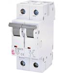 ETIMAT 6 Intrerupatoare automate miniatura 6kA ETIMAT 6 1p+N C6