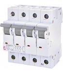ETIMAT 6 Intrerupatoare automate miniatura 6kA ETIMAT 6 3p+N C1