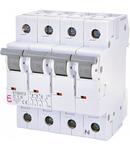 ETIMAT 6 Intrerupatoare automate miniatura 6kA ETIMAT 6 3p+N C1,6