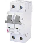 ETIMAT 6 Intrerupatoare automate miniatura 6kA ETIMAT 6 1p+N D1