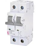 ETIMAT 6 Intrerupatoare automate miniatura 6kA ETIMAT 6 1p+N D6