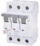 ETIMAT 6 Intrerupatoare automate miniatura 6kA ETIMAT 6 3p D2