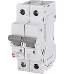 ETIMAT P10 Intrerupatoare automate miniatura 10kA ETIMAT P10-DC 2p C2