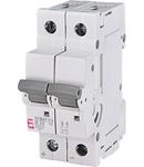 ETIMAT P10 Intrerupatoare automate miniatura 10kA ETIMAT P10-DC 2p B25