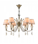 Candelabru Murano RC855-PL-06-R											 							 								Old article: 								ARM855-06-R