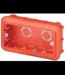 Doza modulara  - 4 module- 114X85X50