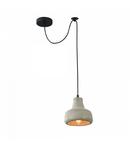 Lampa suspendata  Broni T433-PL-01-GR