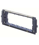 SUPPORT - 6 module- TOP SYSTEM / VIRNA / CLASSIC PLATES - SYSTEM
