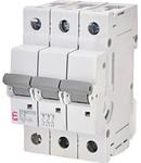 ETIMAT P10 Intrerupatoare automate miniatura 10kA ETIMAT P10 3p C6