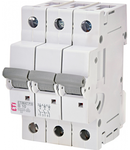 ETIMAT P10 Intrerupatoare automate miniatura 10kA ETIMAT P10 3p B10