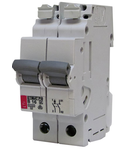 ETIMAT P10 Intrerupatoare automate miniatura 10kA ETIMAT P10-QC 1p+N D1