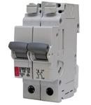 ETIMAT P10 Intrerupatoare automate miniatura 10kA ETIMAT P10-QC K 2A 1p+N