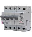 ETIMAT RC Intrerupatoare automate miniatura cu control de la distanța ETIMAT RC 3p+N B6