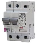 ETIMAT 6 Intrerupatoare automate miniatura 6kA ETIMAT RC 2p C10