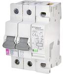 ETIMAT 6 Intrerupatoare automate miniatura 6kA ETIMAT RC 2p C25