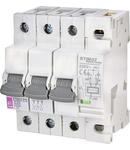 ETIMAT RC Intrerupatoare automate miniatura cu control de la distanța ETIMAT RC 3p C25