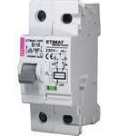 ETIMAT 6 Intrerupatoare automate miniatura 6kA ETIMAT RC 1p C40