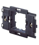 INSULATING SUPPORT TO INSTALL PLATES: TOP/SYSTEM/VIRNA/CLASSIC ON SQUARE BOXES - 2 GANGS