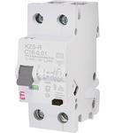 KZS-R 1p+N A C16/0.01