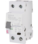 KZS-R 1p+N A B32/0.03