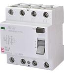 EFI-4 A, AC A și tip AC EFI-4 A 100/0.03