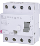 EFI-4 A, AC A și tip AC EFI-4 A G/KV 25/0.03