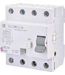 EFI-4 B Curent rezidual DC, AC pana la 1kHz, tip B EFI-4 B 25/0.1