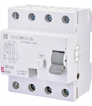 EFI-4 B Curent rezidual DC, AC pana la 1kHz, tip B EFI-4 B 63/0.1