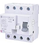 EFI-4 B Curent rezidual DC, AC pana la 1kHz, tip B EFI-4 B S 63/0.1