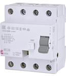 EFI-4 A, AC A și tip AC EFI-4 A S 40/0.1
