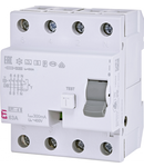EFI-4 A, AC A și tip AC EFI-4 A S 63/0.3
