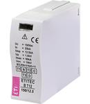 Accesorii descarcatoare MOD.ETITEC B T12 150/12,5