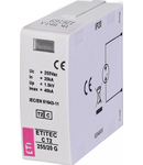 Accesorii descarcatoare MOD. ETITEC C T2 255/20 G