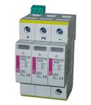 ETITEC S C Descarcatoare Tip2 modular, serie noua ETITEC S C 275/20 3+1