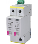 ETITEC C T2 PV Dercarcatoare Tipul2 modulare * ETITEC C T2 PV 550/20 RC