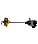 RO2 630 P, red keylock